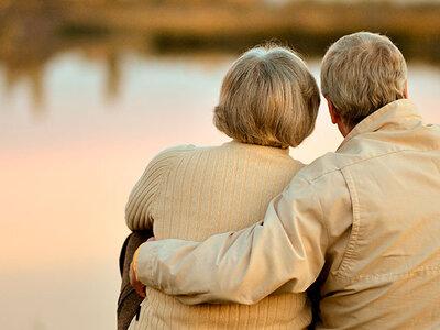 Para el amor verdadero no hay edad: no te pierdas la boda de Cathie y Dick
