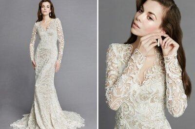 Suknie ślubne Laurelle 2014