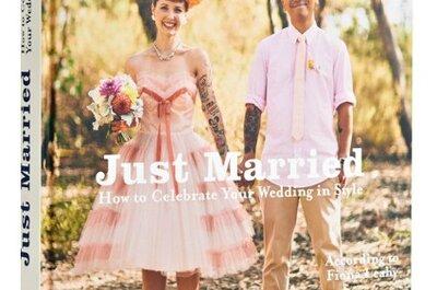 Un libro recoge las ideas para bodas más 'cool'