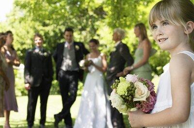 El mejor entretenimiento para los más pequeños de la boda