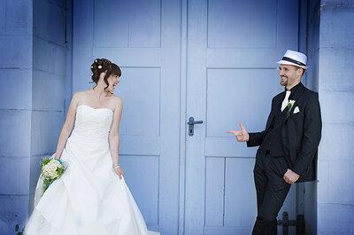 10 Horrorszenarien am Hochzeitstag und wie man sie vermeiden kann