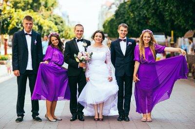 ¿Quieres tener una boda inolvidable de principio a fin? ¡Apuesta por estas 5 tendencias!