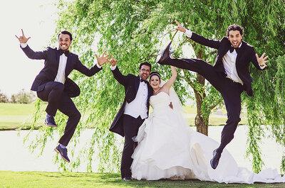 Promessas de uma noiva para 2014