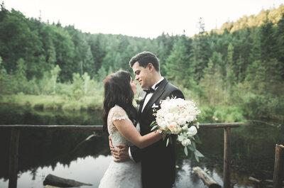 3 Dreamy European Lake Destinations for your Wedding