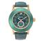 A tu mamá o suegra les encantará este reloj en color esmeralda - Swarovski