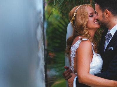 Un día para repetir una y mil veces: la boda de Daniel y Patricia