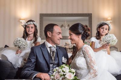 I 7 consigli infallibili di Loretifoto per fotografare i bambini a un matrimonio
