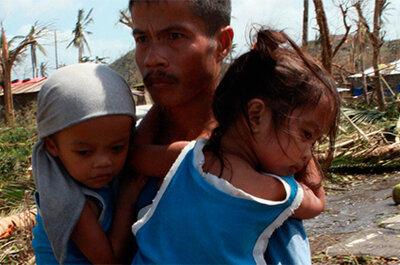 Emergencia en Filipinas: ¡Contamos con tu ayuda!