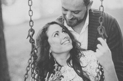 La vuelta al mundo en un solo día: la boda de Odila y Alberto