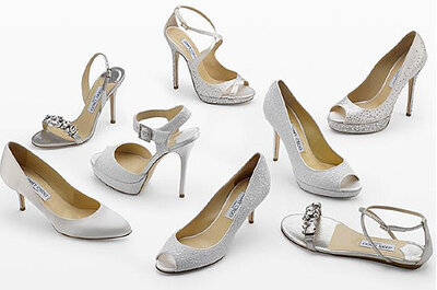 Jimmy Choo, colección de zapatos de novia 2013