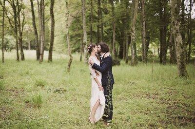 Antoine + Chloé : Un mariage dans le Loiret, une demande à New York et