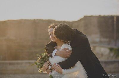 La boda de Belén y Carlos, un enlace lleno de detalles DIY
