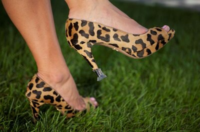 High Heel Protectors: Save Your Heels and Your day!