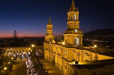 20 ideas de lugares mágicos del Perú para tu luna de miel