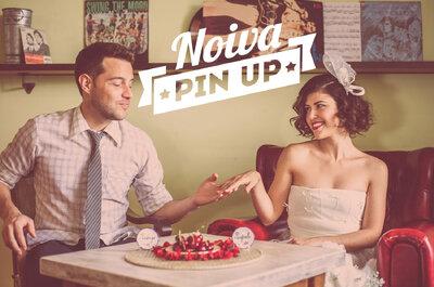 Editorial Zankyou: beleza e estilo de uma noiva Pin up