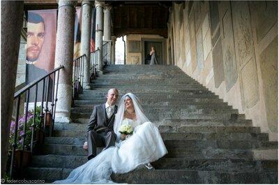 Non solo Kim e Kanye: dalla Germania a Bergamo, le nozze di Ralf e Anna Maria