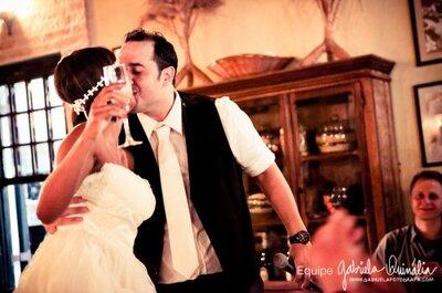 Casamento em um bar: ambiente descontraído e muita diversão!