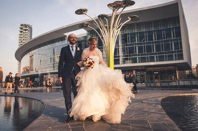 I 50 'Sì' e 'No' sul vestito da sposa, prima, durante e dopo le nozze