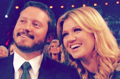 Celeb Engagement Alert! Kelly Clarkson and Her Gorgeous Ring (PHOTOS)
