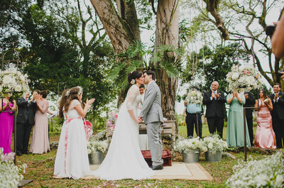 Melhores locais para casamento ao ar livre em Campinas e região: 12 espaços mágicos e encantadores!