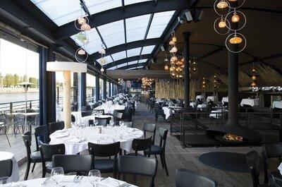 Les 7 plus beaux lieux en bords de Seine pour se marier en Île-de-France