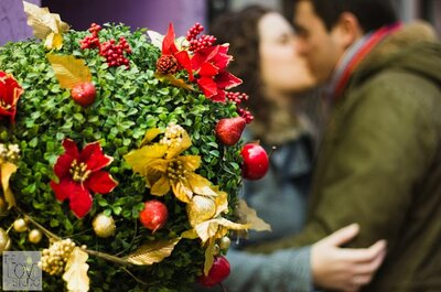 Tempo de amor e solidariedade: no natal e no seu casamento
