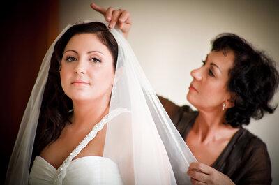 Die 30 Sätze unserer Eltern, mit denen sie uns kurz vor der Hochzeit mächtig auf die Nerven gehen!