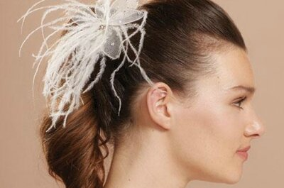 Classic Bridal Hairstyles: the Ponytail