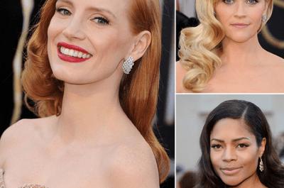 Tendencias de belleza inspiradas en Los Oscars 2013