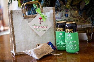 Powitalny pakiet dla Twoich weselnych gości, czyli niespodzianka z klasą