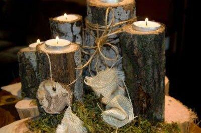 Tischdekoration für die Hochzeitsfeier zum Selbermachen – günstige Hochzeitsdekorationen bei Zankyou vorgestellt
