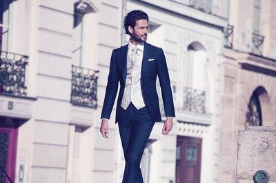 Un marié aux allures de James Bond ? Découvrez la nouvelle collection Jean de Sey !