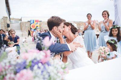 «Sim, quero ser uma noiva milénio»: as nove coisas que vai precisar!