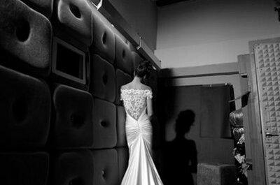 Niezwykle kobieca kolekcja sukien ślubnych Inbar Dror 2011