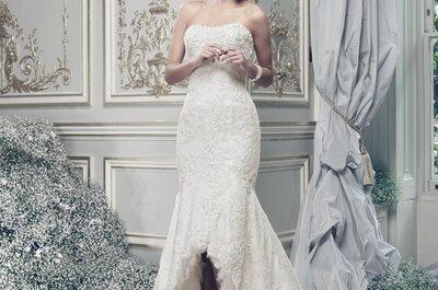 Collezione Sposa Ian Stuart 2015: quando la sposa è glam