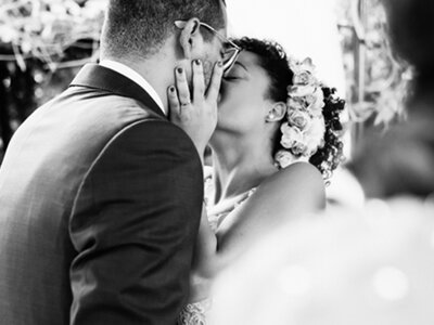 Mónica & Luaty: Um casamento com uma mensagem de muito amor