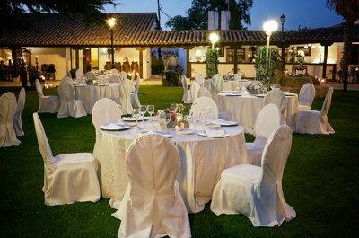 ¿Celebras tu boda en Aranjuez? Conoce la Finca Puente Largo