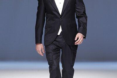 Fuentecapala 2013 – moda ślubna dla panów