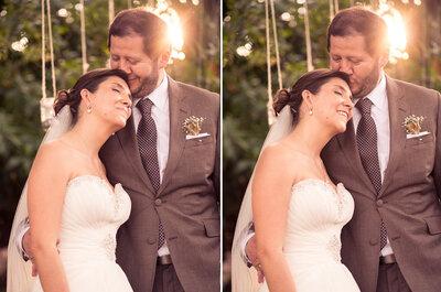 Diana & Juan: un amor destinado a la felicidad.