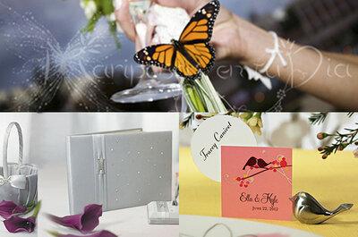 Taller Molino de Papel, todos los complementos para bodas en un solo lugar