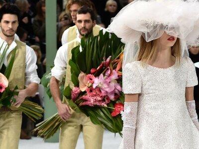 Per sognare ad occhi aperti, ecco gli abiti da sposa più belli del 2016 dalle passerelle parigine di Haute Couture