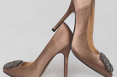Manola Blahnik- buty na ślub i nie tylko