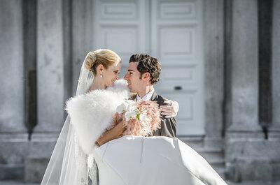 Los 12 mejores fotógrafos de boda en Madrid para 2017