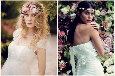 Robes de mariée 2015 : les tendances pour briller à votre mariage comme sur les podiums