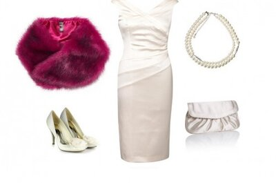Faux Fur, The Ultimate Winter Wedding Cover-up