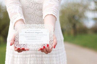 Hilfe, die Planung gerät völlig durcheinander – Was tun, wenn viele Hochzeitsgäste absagen?
