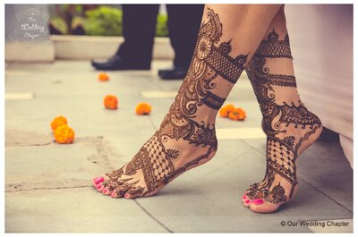 How to have the perfect Mehndi on your wedding day