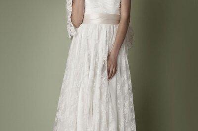 The Vintage Wedding Dress Company, suknie ślubne 2013