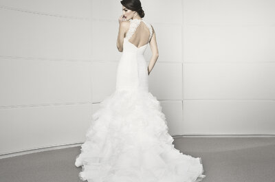 As 12 melhores lojas de vestidos de noiva em Lisboa: descubram a nossa selecção!