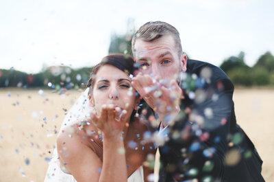 Photobooth, candy bar et invités survoltés... Le fabuleux mariage de Laetitia et Rémy